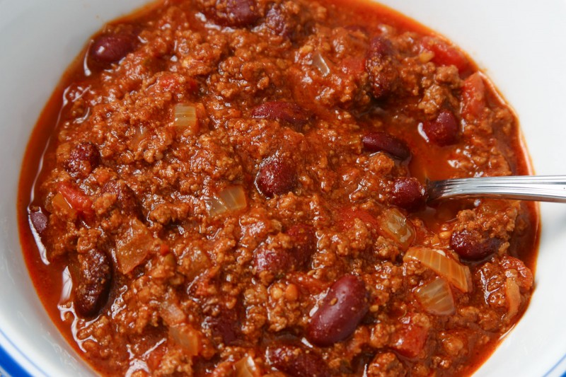 Homemade Chili (16oz) Image